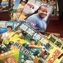 職業棒球 雜誌 棒球 中華職棒