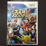 日本帶回 Wii 任天堂大亂鬥 X 任天堂明星大亂鬥 X 二手 遊戲 日版 正版