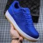 CLOT  X  Air Force 1 藍絲綢