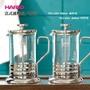 法式濾壓壺 沖茶器 法壓壺 HARIO THJ-4SV 600cc 4杯用 咖啡壺 茶壺 防彈咖啡