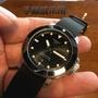錶帶屋 『快拆錶耳』21mm黑色 藍色素面防水透氣矽膠錶帶完全替代TISSOT T120407A