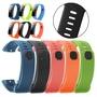 華為band2 band2 pro錶帶 智能手錶的矽膠 替換帶腕帶