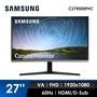【27型】SAMSUNG Curved 曲面電競螢幕 C27R500FHC限時下殺8折起