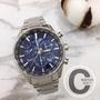 【公司貨附發票】CITIZEN 星辰錶 光動能電波 鈦金屬 男錶(CB5020-87L 廣告款藍) 3款