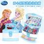 少量现貨 正品Disney/迪士尼冰雪系列 安全無毒 兒童化妝 兒童彩妝 冰雪奇緣化妝箱