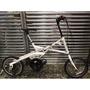 【專業二手腳踏車買賣】 TOYOTA BREEZER 16吋6段變速 折疊車 摺疊自行車 折疊腳踏車