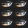 《《l领克》》改裝汽大燈總成 汽車LED大燈 改裝車燈 適用于本田CRV大燈總成