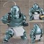 Q版鋼之鍊金術師FA 阿爾芬斯 艾爾利克 粘土人#796 手辦模型