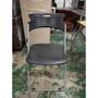 東鼎二手家具 塑鋼折疊椅#5*折疊椅*大學椅*鐵椅*書桌椅*補習班課桌椅*折合椅*洽談椅*辦公椅*電腦椅