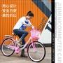 【宅配免運】自行車女士成年人車男代步輕便學生用復古通勤淑女式普通老式單車