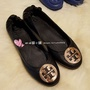 (現貨)TORY BURCH TB 羊皮 鬆緊 圓頭 鞋子 娃娃鞋 休閒鞋 鬆緊鞋 平底鞋