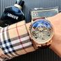 崑崙Corum鏤空機械感超強腕錶