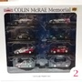 免運 CMs 1/64 COLIN McRAE Memorial Rally CAR 8台組