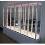 大豐LED玻璃展示櫃、展示櫃、珠寶櫃、飾品櫃、玻璃櫃、模型櫃、玻璃櫥櫃.公仔櫃