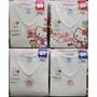【小如的店】COSTCO好市多代購~SANRIO 三麗鷗系列 女童超彈性衛生衣/精梳棉衛生衣(每組2件)亞洲尺寸