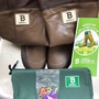 【全新品 日本帶回現貨在台】日本野鳥協會 WBSJ 雨鞋 LL 棕色/咖啡色