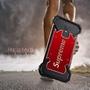 紅米5+ supreme潮牌時尚手機殼小米6/5X/A1金屬邊框保護套紅米Note4X金屬殼抗震防摔5s plus保護殼
