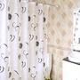 🔥熱賣現貨🔥\n浴室浴簾免打孔加厚防水防黴浴簾布衛生間窗簾浴室隔斷洗澡沐浴簾