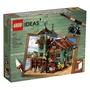 【 JOYBUS 】LEGO 樂高 IDEAS 系列 - LT21310 老漁具店
