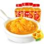 海南特產南國食品黃辣椒醬香辣型135g家用剁椒醬蒜蓉拌麵下飯醬