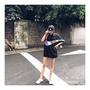 #現貨 (A1081) Nike Big Swoosh 彩虹 渲染 大勾 短袖T恤 黑 CI9348-010