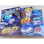 頭文字D TV版 1-6部 DVD +劇場版 OVA 版