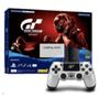 【SONY】PS4 Pro GT Sport 同捆組1TB+【SONY】PS4 DUALSHOCK GT Sport 無線控制器 銀