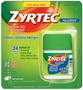 Allergy, Sinus & Asthma Zyrtec Bonus Pack, 40-Count by Zyrtec Medications & Treatments