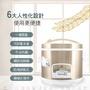 【福利品】晶工牌10人份厚釜電子鍋(JK-2668)