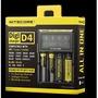 奈特柯爾 NITECORE D4 充電器 充電 鋰電池 18650 D2 SC4 3號 4號 充電電池 液晶顯示