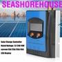Seashorehouse 12V / 24V 48V MPPT太陽能控制器太陽能電池板