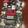 A BATHING APE x Snoopy 2014聯名手機殼(iPhone 5/5S)