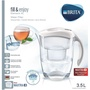 德國BRITA ELEMARIS 艾利馬 濾水壺 3.5L 含MAXTRA Plus全效升級濾芯一顆brita濾水壺濾心