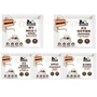 【歐客佬】綜合掛耳包(50包/200包袋) 5種風味一起享用 (商品貨號:44010112) OKLAO 咖啡 掛耳