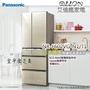 Panasonic日本製六門601L玻璃變頻電冰箱NR-F602VG-T1/N1/NR-F602VG/F602VG國際牌