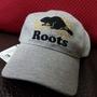 9成新Roots棒球帽