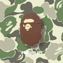 AirPods 保護殼 保護套 ape bape 猿人