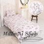 【MAIMAI SHOP♥】日韓精品 =【JPK2A06】日本代購Disney迪士尼瑪莉貓下午茶單人床包床單三件套