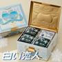 宅配免運【石屋製菓】北海道白色戀人綜合巧克力夾心貓舌餅乾 36枚-鐵盒 (黑9枚+白27枚) 冷藏宅配699免運