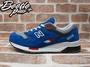 BEETLE PLUS 全新 NEW BALANCE 寶藍 藍紅 麂皮 慢跑鞋 ABZORB 霓虹燈 刺繡 CM1600BB