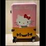 全新 hello kitty 24吋 行李箱(桂格 養氣人蔘 贈品) 免運