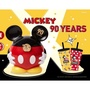 威秀 米奇 米妮 迪士尼 90週年 爆米花 爆米花桶