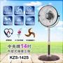 中央牌循環扇榮獲2013年發明金牌獎,省電安靜風又大,最新節能循環扇kzs-142s塑膠葉,電視購物台熱銷商品.物美價廉