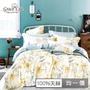 【Grace Life】100%天絲頂級精緻全鋪棉床包兩用被四件組-可包覆35cm(雙人/加大 多款任選)