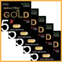 Impactra Gold (5 Capsules) | 100% Natural Male Sexual Enhancement | Tongkat Ali | 5 Days Long Action Per Capsule