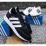 現貨三葉草Adidas Flashbask FLB 黑白 聖經鞋二代N5923 透氣復古跑步鞋李聖經36-44