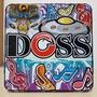 DOSS多國翻譯TWS藍芽耳機(黑)