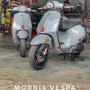 [ Morris Vespa ] Vespa Sprint S 150 ABS  水泥灰