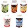 《最便宜比價網》科克蘭Kirkland 維生素E 維他命C 葡萄糖胺 鈣鎂鋅 維生素D3 魚油 綜合維生素 月見草油