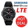 [BRAND NEW]SAMSUNG Gear S3 Frontier LTE Unlocked GSM SMART WATCH SM-R765